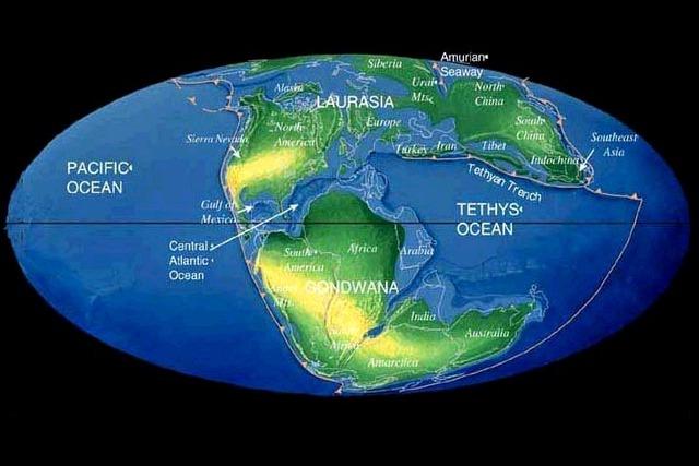 4.6 BYA Earth began to form.