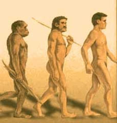 100,00 years Modern Humans