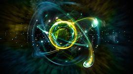 Atomic Time Line timeline