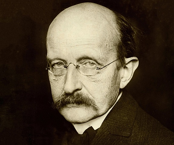 Work of Planck