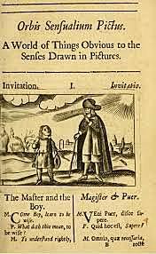 Primer libro ilustrado.