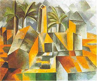 Una nueva estética se impone, el cubismo