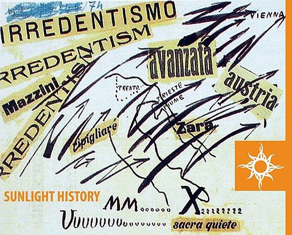 Filippo Marinetti funda el Futurismo