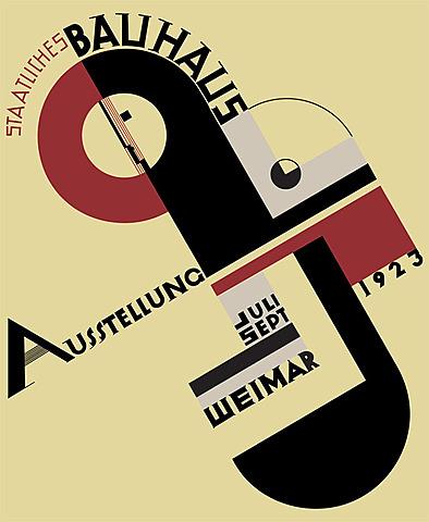 Nace la Escuela Bauhaus