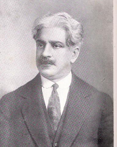 1903 - Oswaldo Cruz