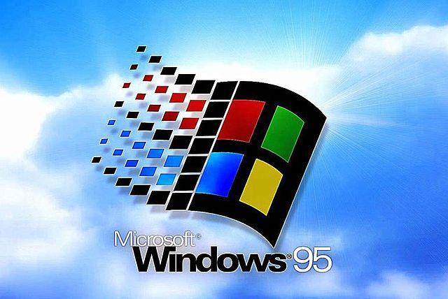 Microsoft sort Windows 95