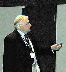 Richard F. W. Bader  discovered that electron density is very important in explaining the behavior of atoms in the molecules.