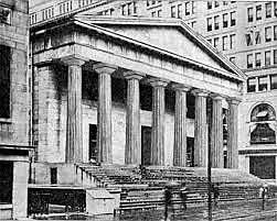 Independent Treasury established