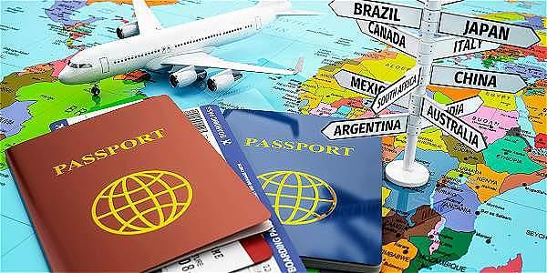 travel through Latin America and Europe