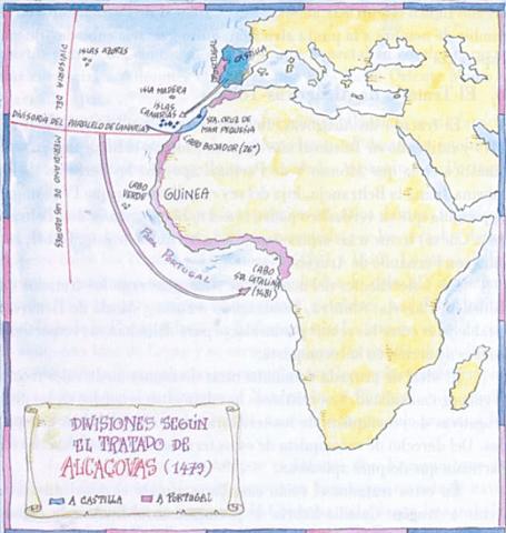 Tratado de Alcáçovas.