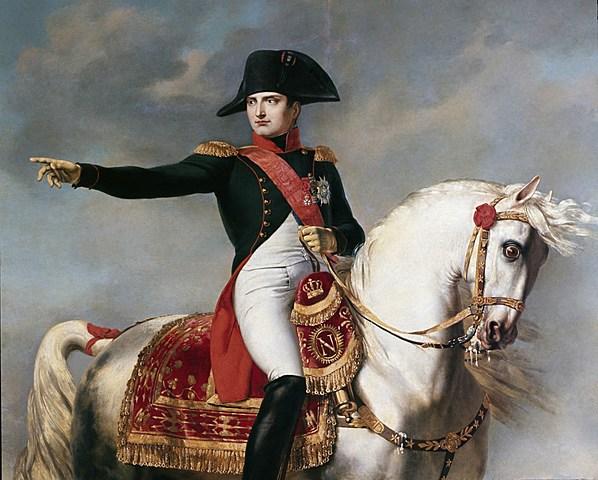 Màxima expansió de l'imperi napoleònic.