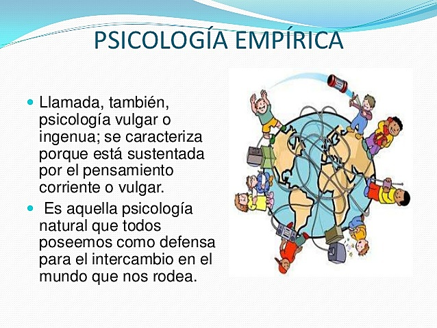 Psicología empírica racional