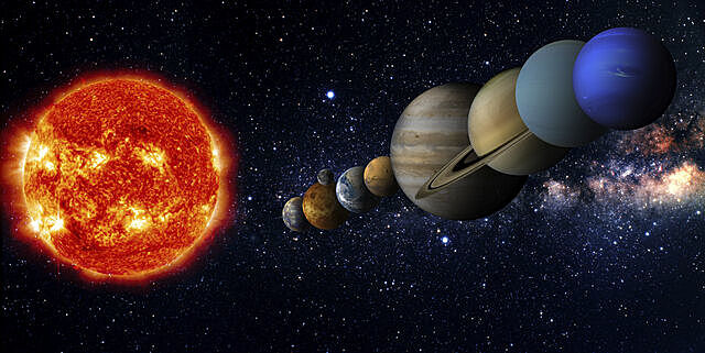 teorías del origen de la tierra (Teoría Nebular)