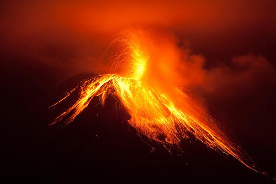 Origen del agua en la Tierra (Teoría Volcánica)