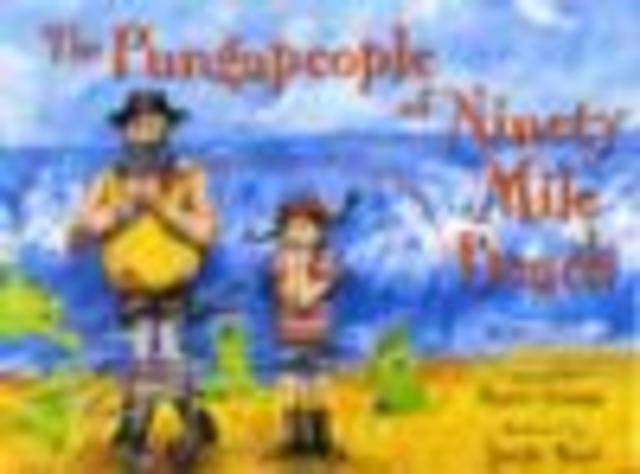punga people of ninety mile beach