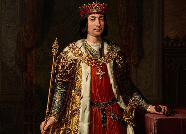 Fernando rey de Aragón