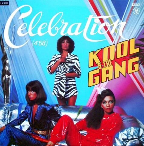 Celebration by Kool and the Gang