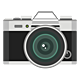 C5bcf317783348547468cdc82afe9c6d foto camara vector by vexels