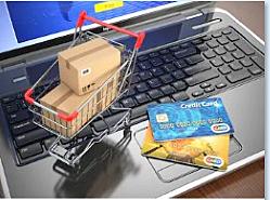 Inicio del comercio digital