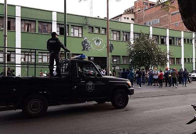 Designan a nuevo comandante departamental de la Policía en Cochabamba