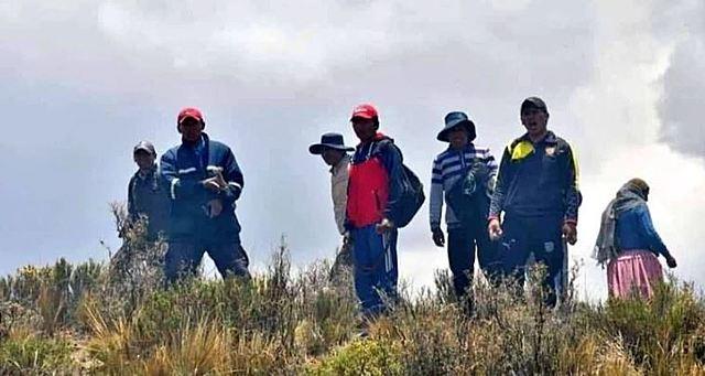 Secuestrados en Vila Vila denuncian graves vejámenes
