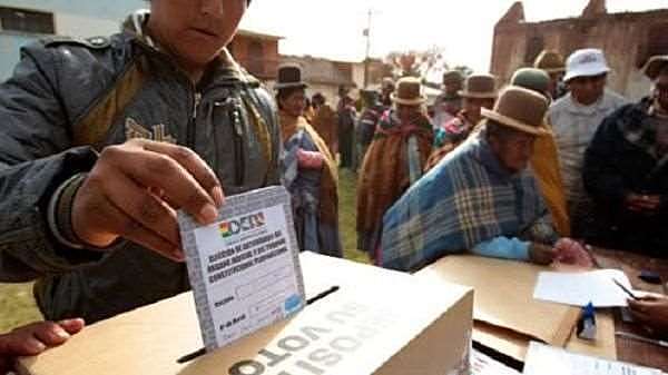 La OEA confirma el fraude y recomienda nuevas elecciones con otro tribunal