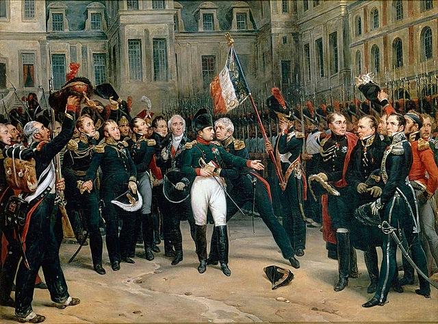 Coup of Napoleón Bonaparte
