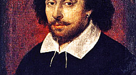 WILLIAM SHAKESPEARE BIOGRAPHY timeline