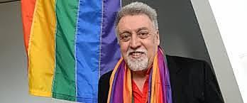 First Rainbow Flag
