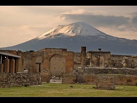 Descobriment ruÏnes de Pompeia