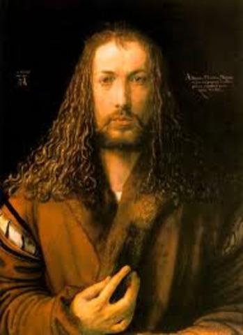 autoretrat dürer