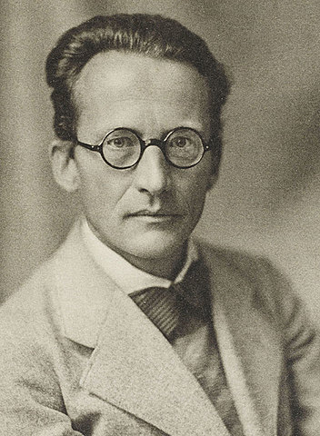 Work of Schrödinger