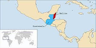 Guatemala y Belize (2000)