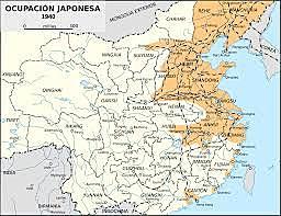 Guerra entre China y Japón