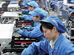 China conocida como la Industria del mundo.
