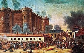 Bastillen ble stormet - Frankrikes nasjonaldag