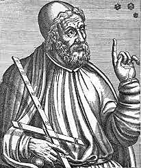 Claudius Ptolemy (100 AD.- 165 AD)