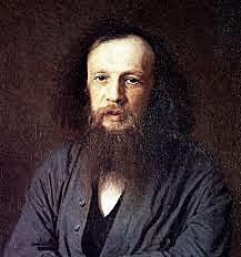 Dmitri Mendeleev (1834-1907