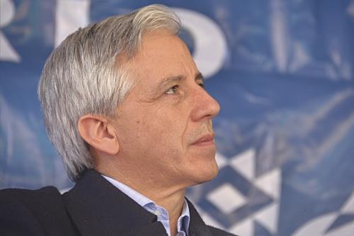 García Linera renuncia a la vicepresidencia