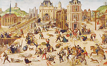 O massacre de São Bartolomeu (Q1 - 2019)