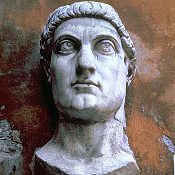 Birth of Constantine the Great