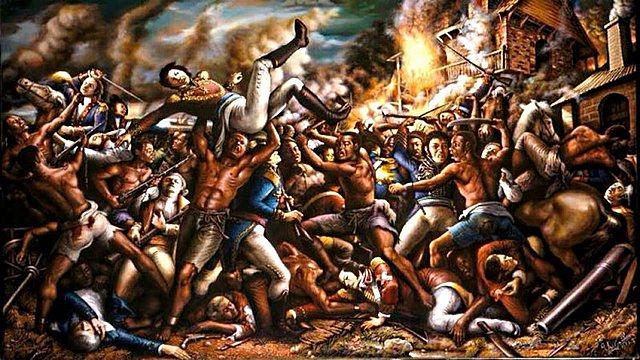 Revolução Haitiana (Q3 - 2018)