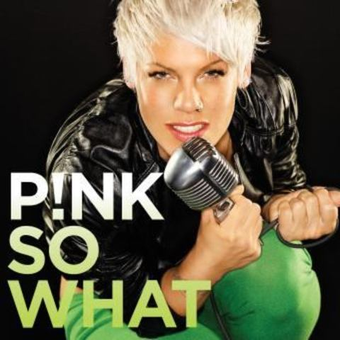 So What by Pink