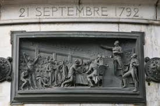Monarchy Abolishment in France