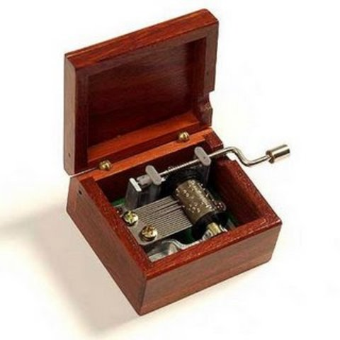Music Box was invented