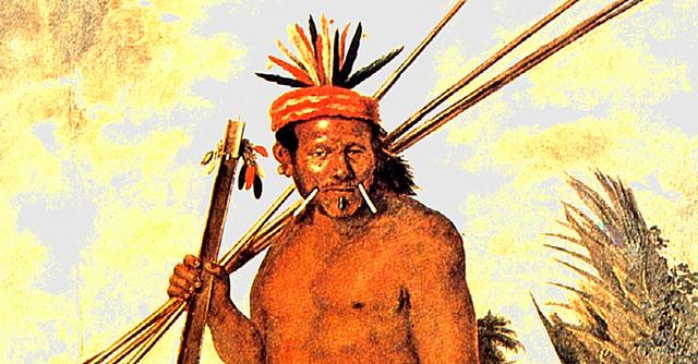 Papel do Índio no Período Colonial (Q1-2017)