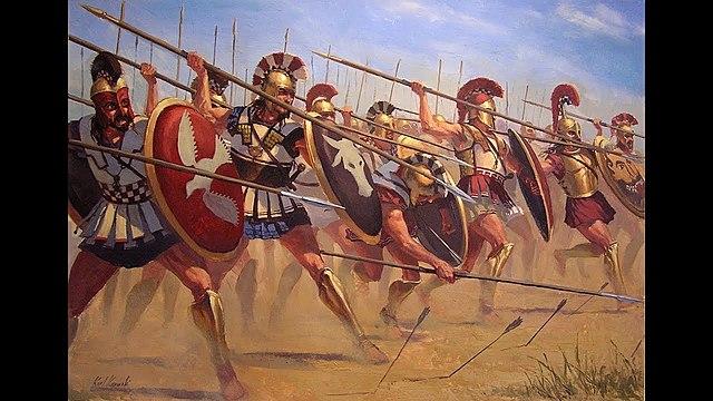 Greece: Battle of Marathon