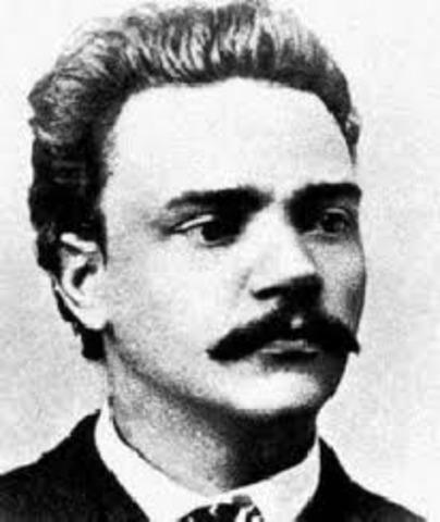 Naixement d'Antonín Dvořák