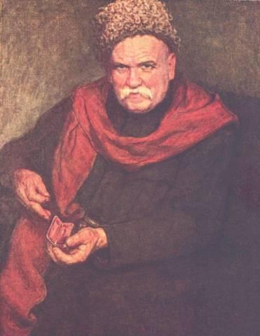 Рождение В.А.Гиляровского