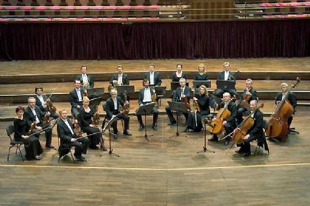 Va formar part de l'orquestra del teatre de praga